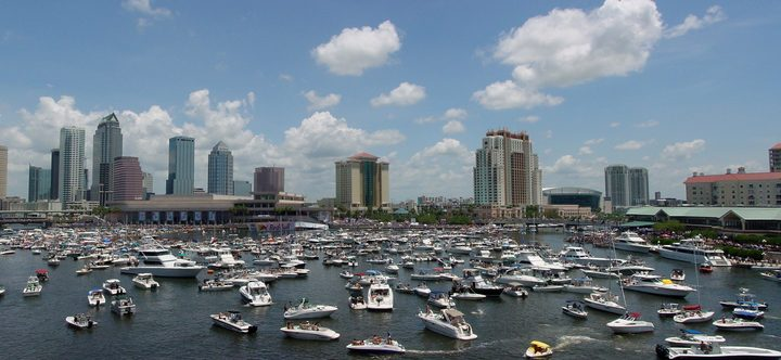 Tampa Sports Events